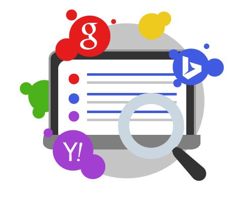 محركات البحث تدفع لك مقابل إجراء بحث