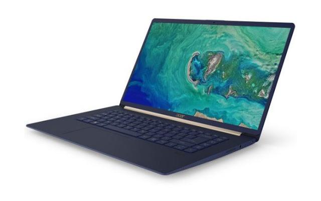مراجعة حاسوب Acer Swift 5 الجديد أخف كمبيوتر في العالم….مميزاته مواصفاته وعيوبه